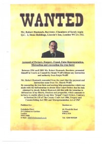 WANTED: Robert Hantusch